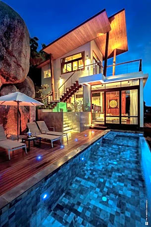 Villas Del Sol Resort Koh Tao