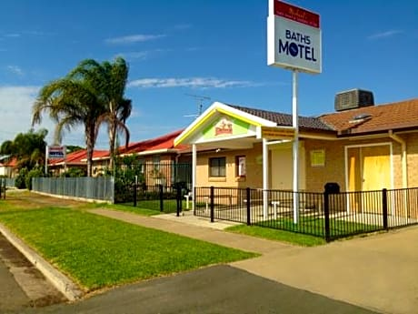Baths Motel Moree