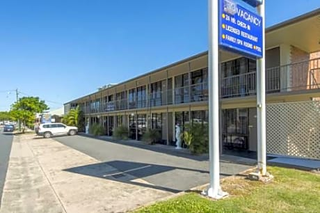 Mid City Motor Inn Mackay