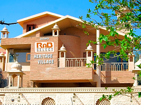 The Heritage Village Resort And Spa Jaipur