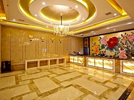 GreenTree Eastern AnHui HeFei West Railway Station LinQuan Road Hotel