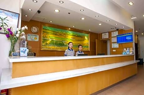 7 Days Inn Zhengzhou University Road Medicine College Subway Sta