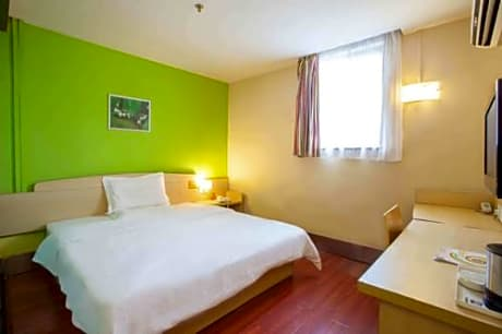 7 Days Inn Shijiazhuang South Jianhua Street Chongmei Phoenix City