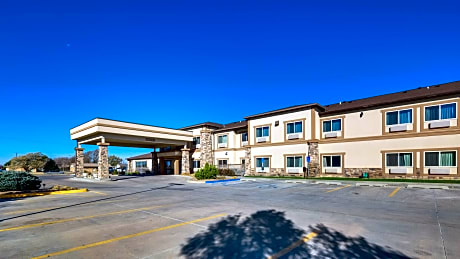 Best Western El Quartelejo Inn & Suites Scott City