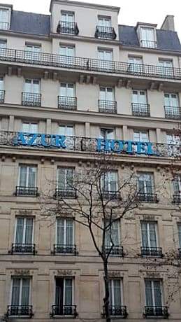 Hotel Azur Paris