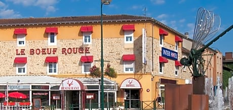 Hotel The Originals Saint Junien Le Boeuf Rouge