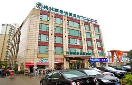 Greentree Inn Shanghai Expo South Yanggao Road Subway Station Ex
