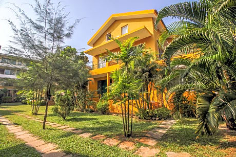 OYO Home 10156 3BHK Villa Varca Beach