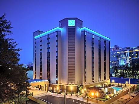 Ac Hotel By Marriott Atlanta Downtown Hotels Ga At Getaroom