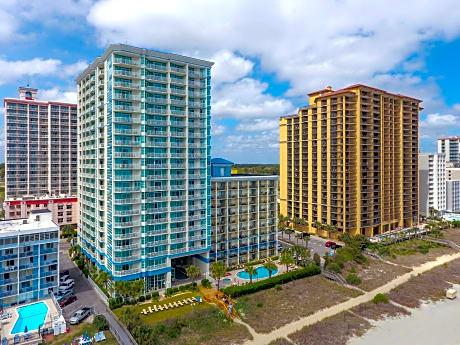Best Western Carolinian Beach Resort Hotel Myrtle Getaroom