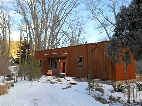 Taos Rio Eco Dwelling Taos New Mexico