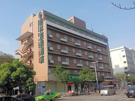 GreenTree Inn JiangXi NanChang XiHu District ZhanQian (W) Business Hotel