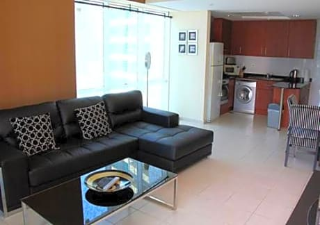 Furnished Rentals- Lake Terrace Tower, Jumeirah Lakes Towers