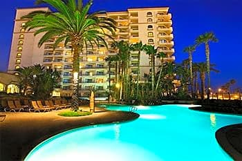 Hilton Waterfront Beach Resort Huntington Hotels Ca At Getaroom