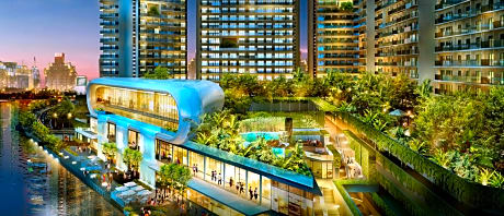 Siglo Suites At The Acqua Private Residences