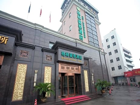 Green Tree Inn Wuxi Liangxi Bridge Subway Station Business Hotel