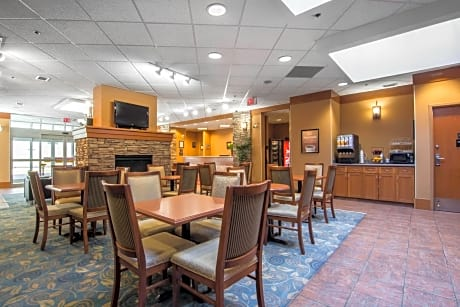 Econo Lodge Inn Suites University Calgary