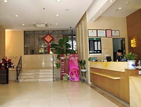 Good Hotel Nanchang Nanjing East Road