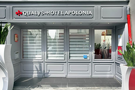 Hotel The Originals Paris Mouffetard Apolonia