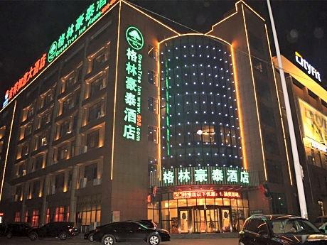 GreenTree Inn AnHui HeFei FeiDong GuiWang Road LuZhou Medical School Business Hotel