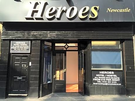 Heroes Hotel United Kingdom