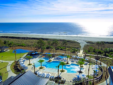 Ocean Oak Resort By Hilton Grand Vacations Hilton Head Island