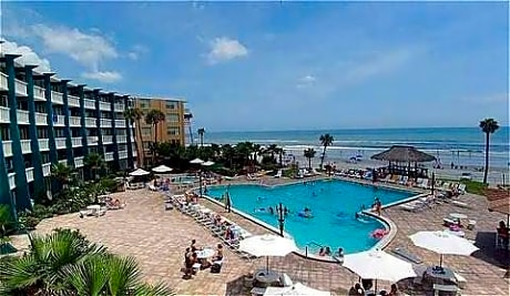 Hawaiian Inn Daytona Beach Resort Hotels Fl At Getaroom
