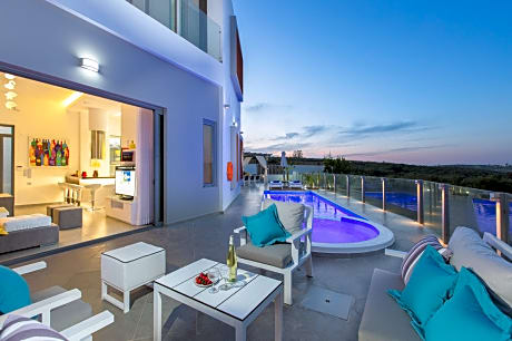 Cretan Residence Mediterranean Luxury Private Villas