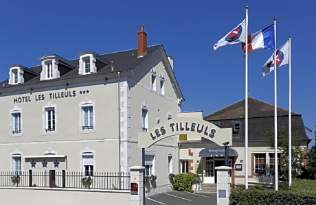Hotel The Originals Bourges Les Tilleuls