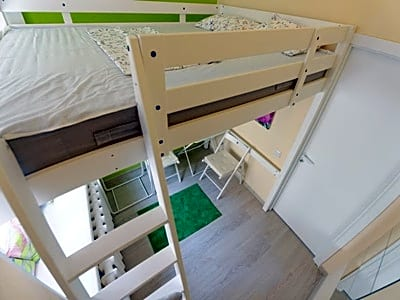 Babushka Doll Hostel On Arbat Street