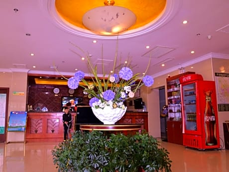 GreenTree Inn Tianjin Wuqing Jingjin Highway Business Hotel