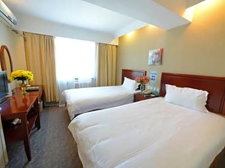 Greentree Inn Hefei High Speed Rail Station Baohe District Government Business Hotel