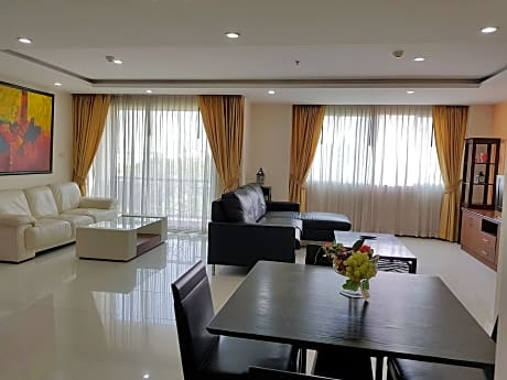 2Beds 3Baths Pattaya Downtown