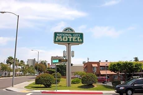 National City Motel Hotels Ca At Getaroom