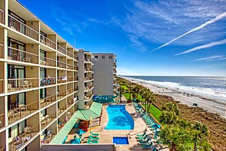 Myrtle Beach Hotels >> North Shore Oceanfront Resort Hotel Myrtle Beach Myrtle