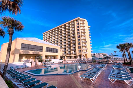 Ocean Breeze Club Hotel Daytona Beach Hotels Fl At Getaroom