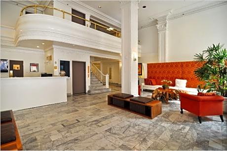 Hotel Vertigo San Francisco - San Francisco Hotels - CA at