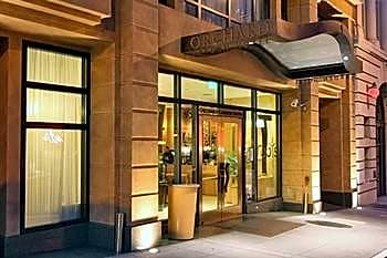 The Orchard Garden Hotel San Francisco   San Francisco Hotels   CA At  Getaroom Design